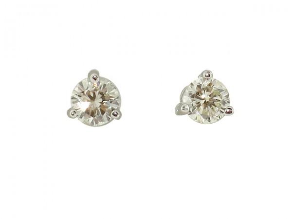 0.20CT Diamond Stud Earrings