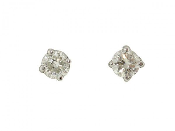 0.23CT Diamond Stud Earrings