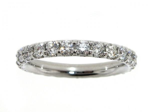 0.70ct Platinum Anniversary Ring