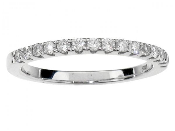 0.35ct Diamond Anniversary Ring