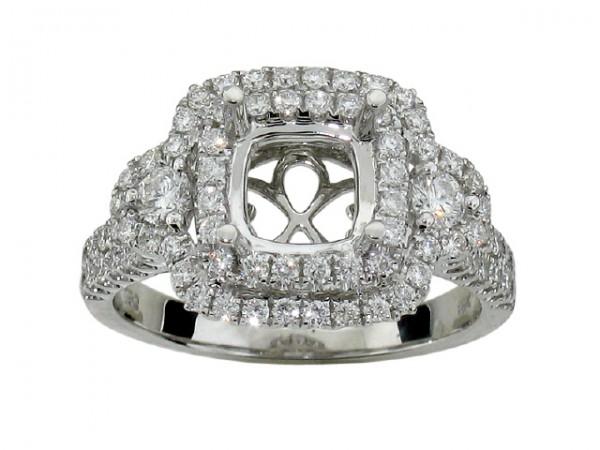 .83ct Diamond Engagement Ring
