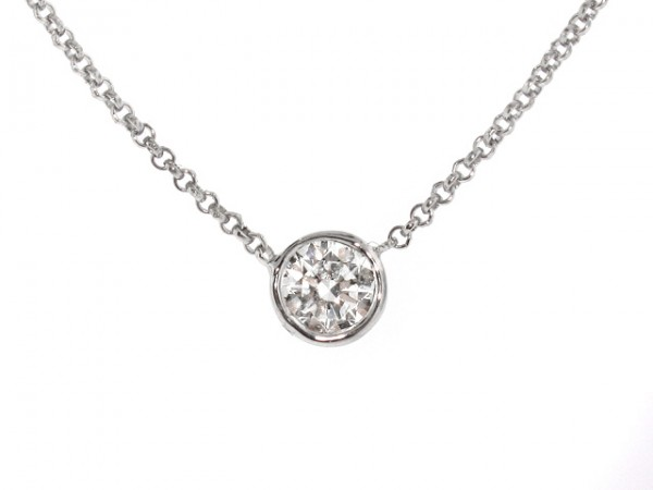 0.50ct Diamond Solitaire Necklace