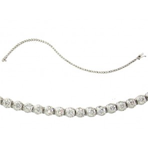 1.87ct Diamond Tennis Bracelet