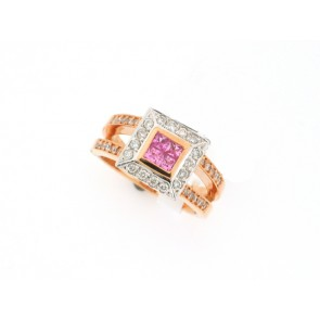 18KR 4PS/0.33CT 36RD/0.45CT 58362
