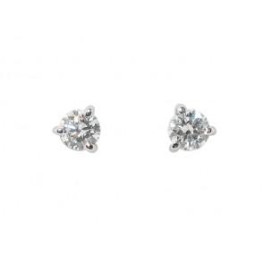 0.24CT Diamond Stud Earrings