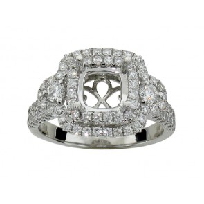 .83ct Diamond Engagement Ring