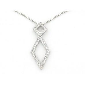 14K Diamond Fashion Pendant