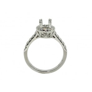 0.43ct Diamond Engagement Ring