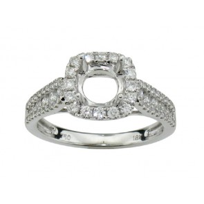 0.68ct Diamond Engagement Ring