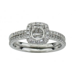 .47ct Engagement Matching Set