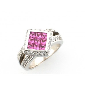 18KY 9PS/1.00CT 40RD/0.78CT 513107