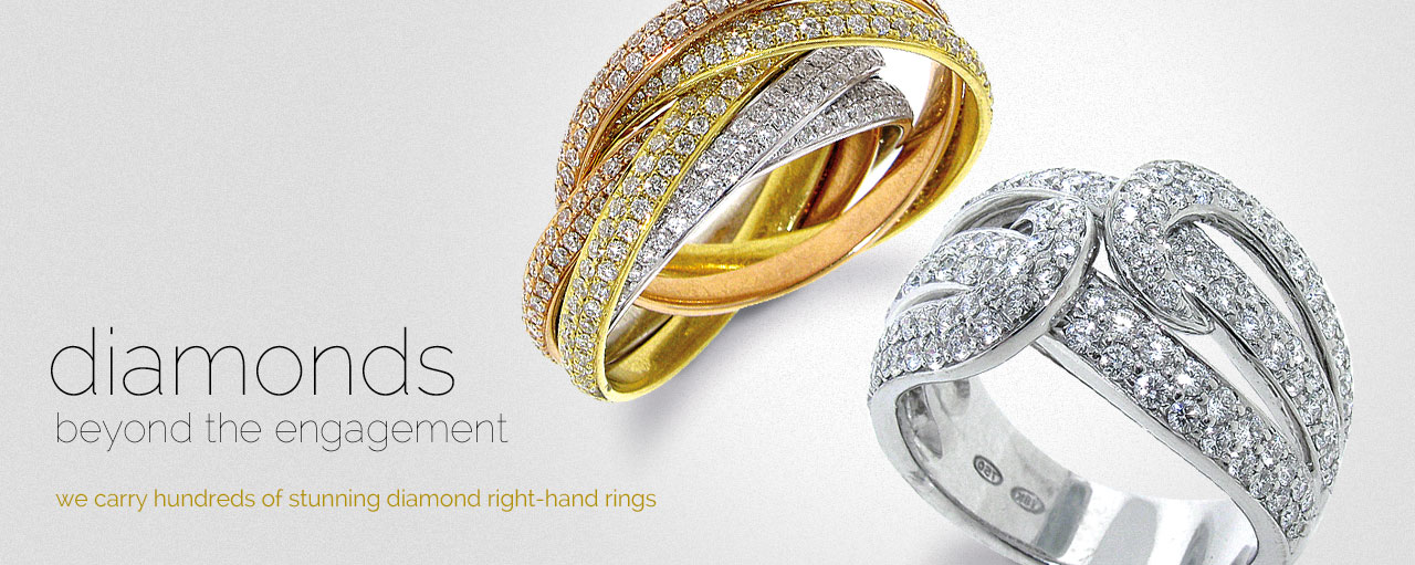 diamond fashion rings